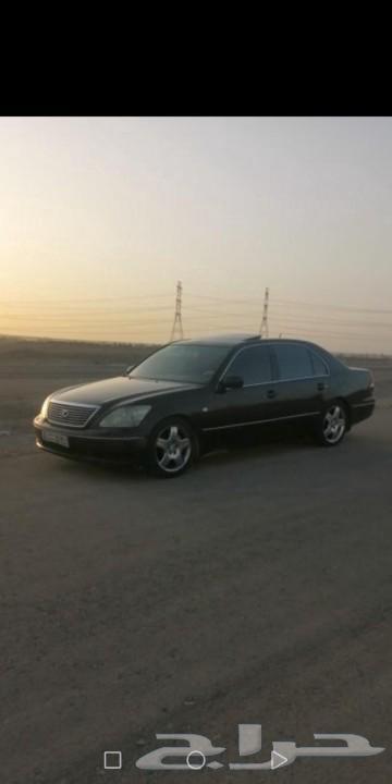 لكزس 2005 430