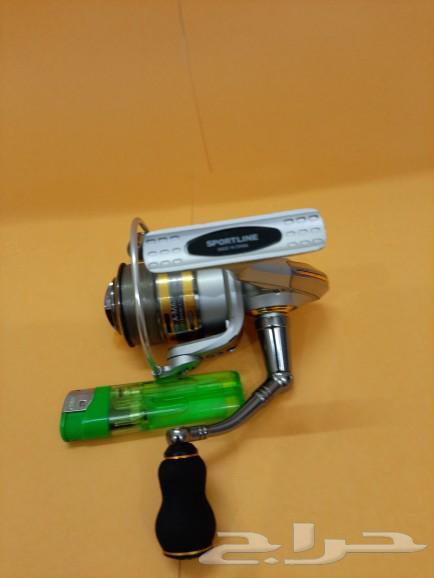 مكينة صيد السمك كاست sportline
