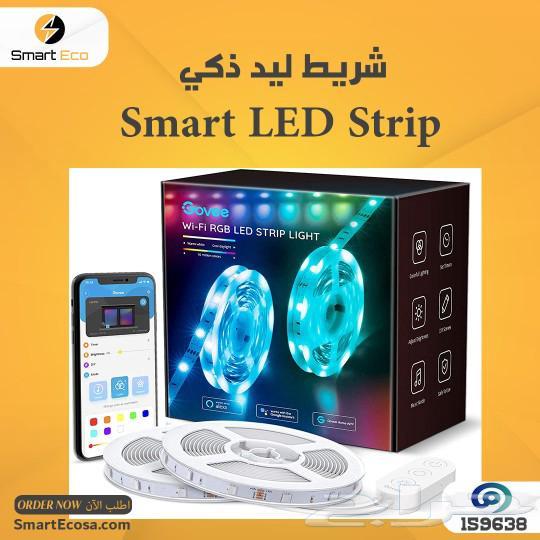 شريط ليد ذكي Smart LED Strip