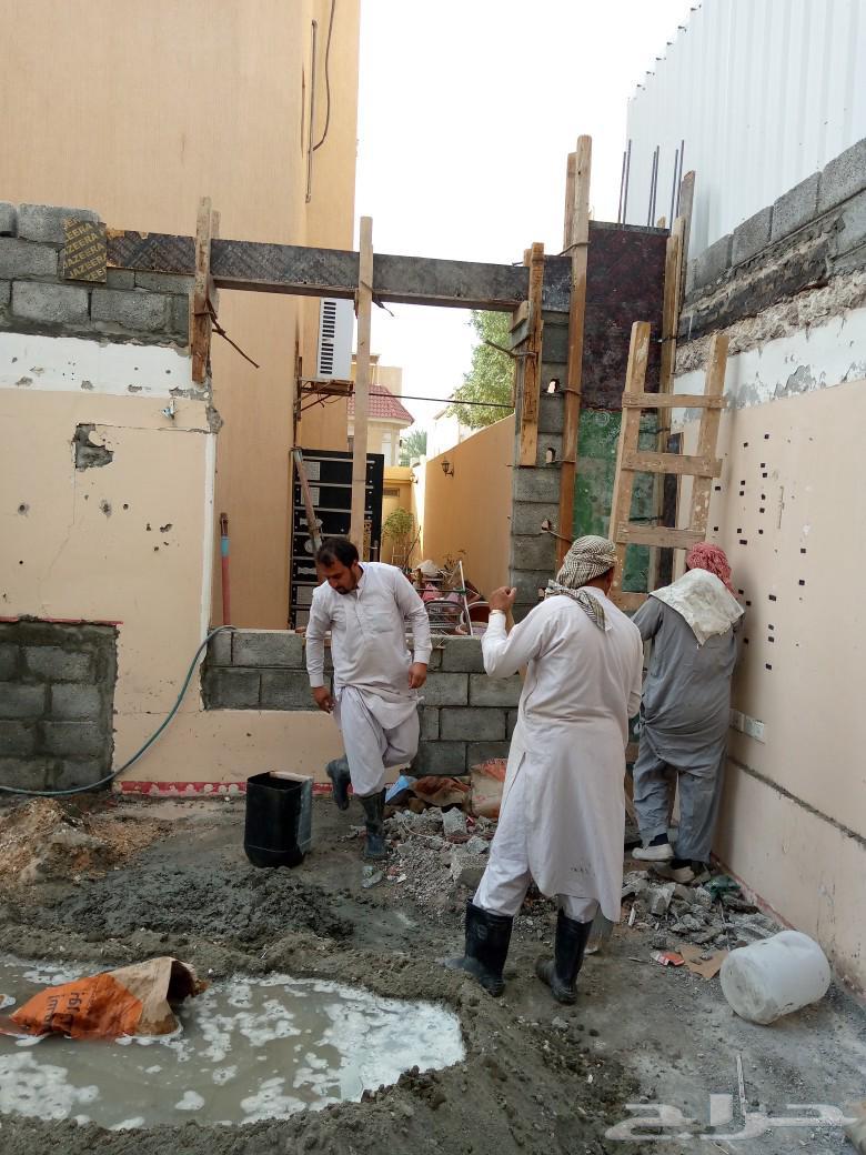 مقاول بناء عام مهندس بناء الرياض