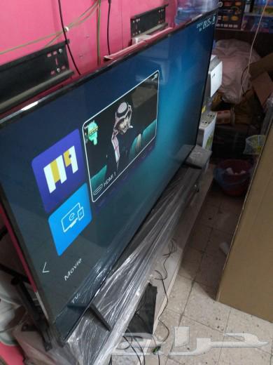 شاشات تلفزيون ذكيه آخر ماتوصلت اليه التقنية