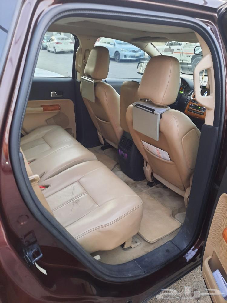 سيارة فورد ايدج موديل 2010 فل كامل