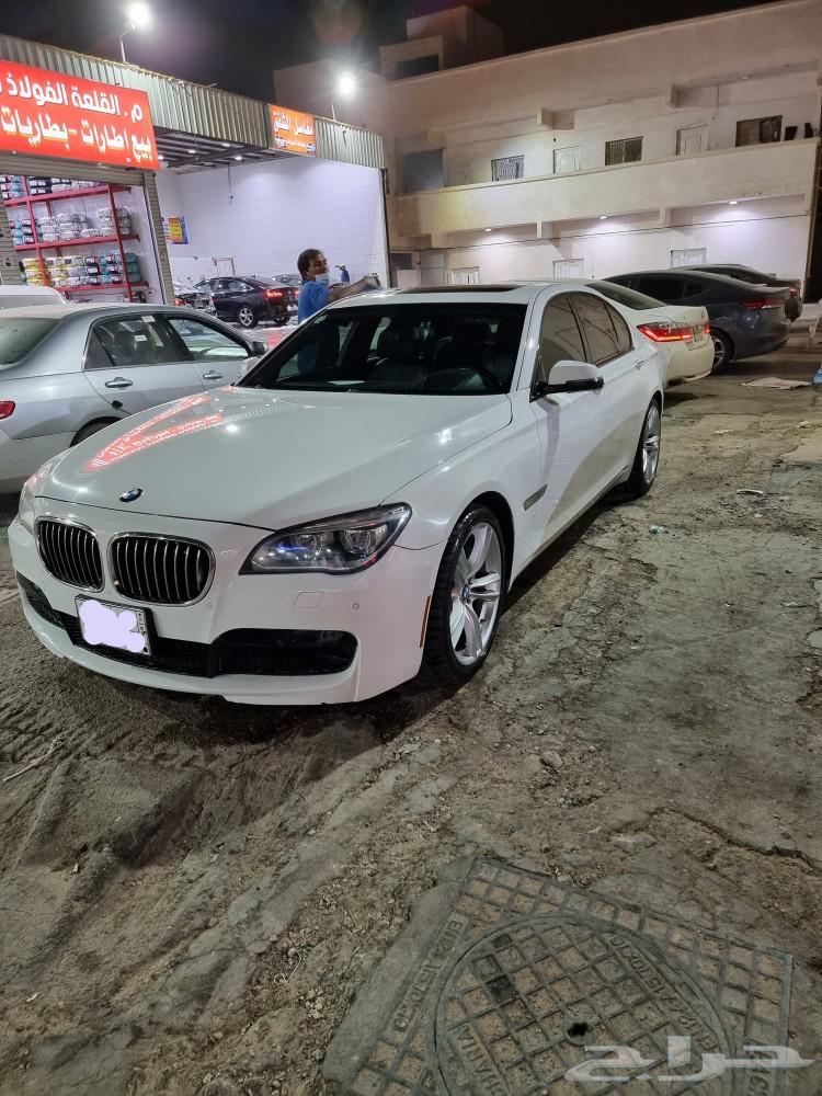 سيارة BMW 750i 2015 قصير drive x