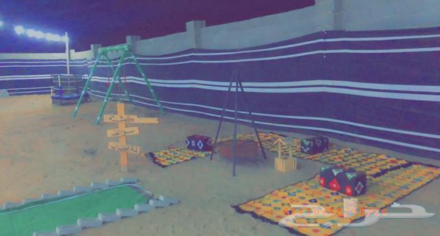 مخيم لليجار